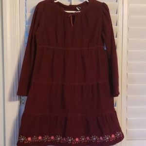 Toddler Gap corduroy dress